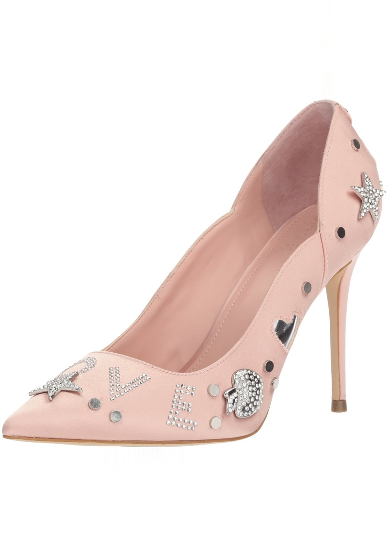 GUESS Women's Belle Pump   M US