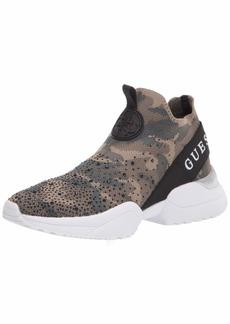 GUESS womens Bellini Sneaker   US