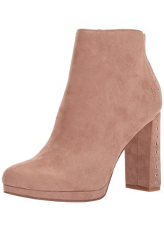 GUESS Women's Beverly Ankle Boot   Medium US