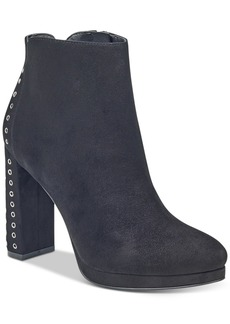 Guess Women's Beverly Platform Ankle Booties Women's Shoes