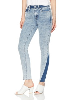 Guess Women's Bright Shadow 1981 Skinny Jean Pants -venice bleach wash