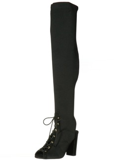 GUESS Women's Calene2 Over The Knee Boot   Medium US