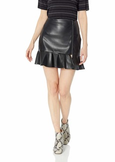 GUESS Women's Caspian Mini Skirt