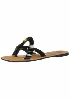 GUESS Women's Chole Flat Sandal