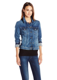 Guess Women's Classic Denim Jacket  mall