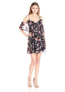Guess Women's Cold Shoulder Jazmin Dress  XS