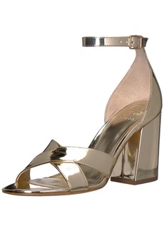 GUESS Women's Dalla Heeled Sandal  9.5 Medium US