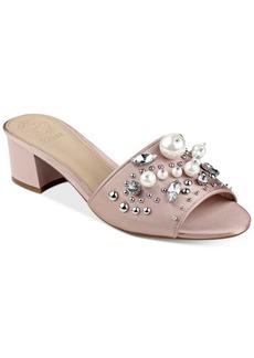 Guess Women's Dancerr Embellished Slides Women's Shoes