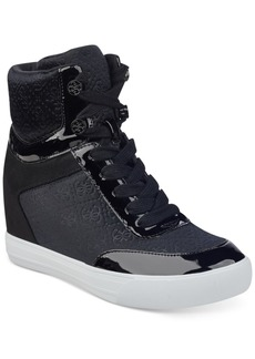 Guess Women's Daylana Wedge Sneakers Women's Shoes
