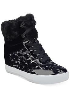 Guess Women's Daylana Wedge Sneakers Women's Shoes