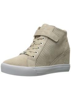 GUESS Women's Decia Fashion Sneaker   M US