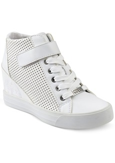 Guess Women's Decia Wedge Sneakers Women's Shoes