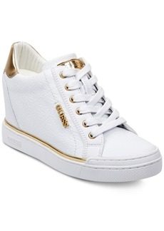Guess Women's Flowurs Wedge Sneakers Women's Shoes