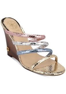 Guess Women's Frany Wedge Sandals Women's Shoes
