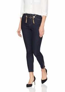 Guess Women's Gold Tipped Marilyn 3 Zip Jean Ariel Rinse wash 25