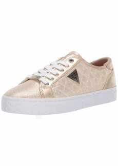 GUESS Women's GRACEEN Sneaker   M US