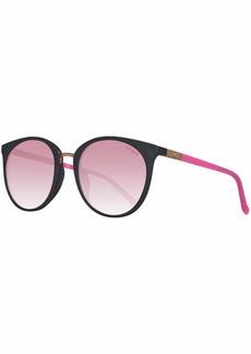 GUESS Women's Gu3022 Round Sunglasses  52 mm
