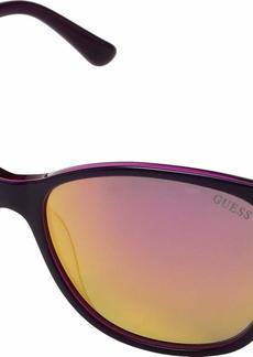 GUESS Women's Gu7426 Cateye Sunglasses