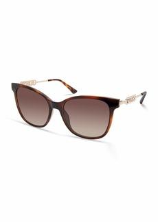 GUESS Women's GUA00009 Square Sunglasses