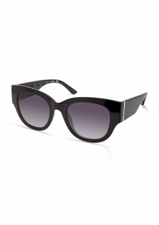 GUESS Women's GUA00013 Butterfly Sunglasses