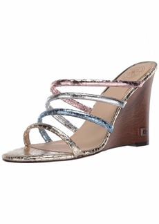 GUESS Women's gwFRANY2 Heeled Sandal