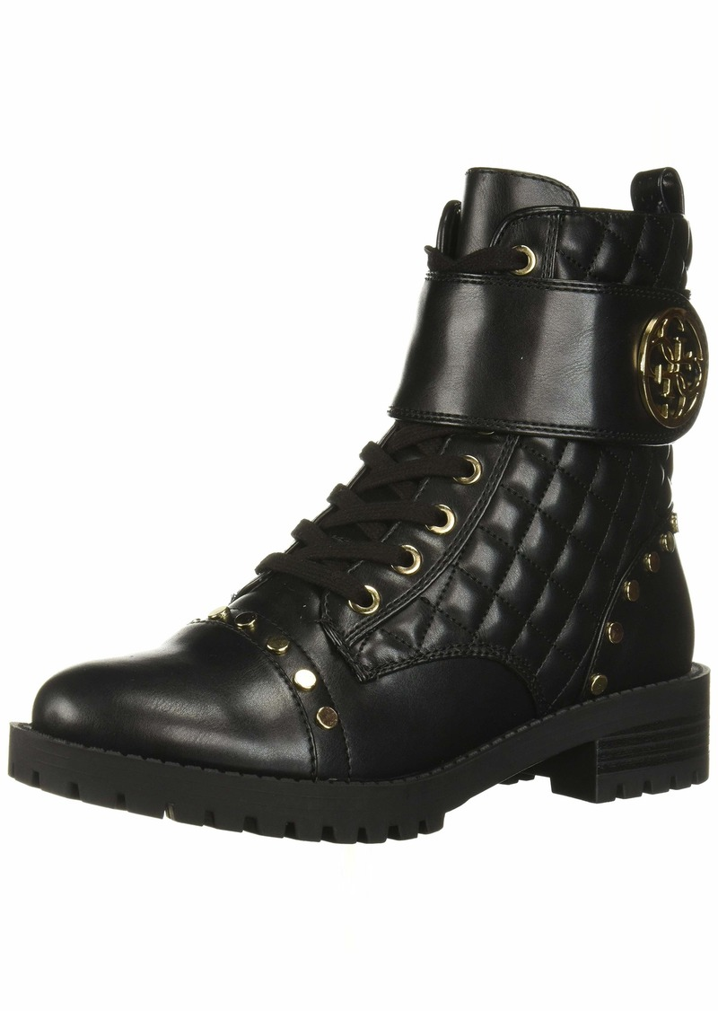 GUESS Women's HEATHIR Fashion Boot   M US