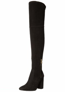 GUESS Women's HIVA Fashion Boot   M US
