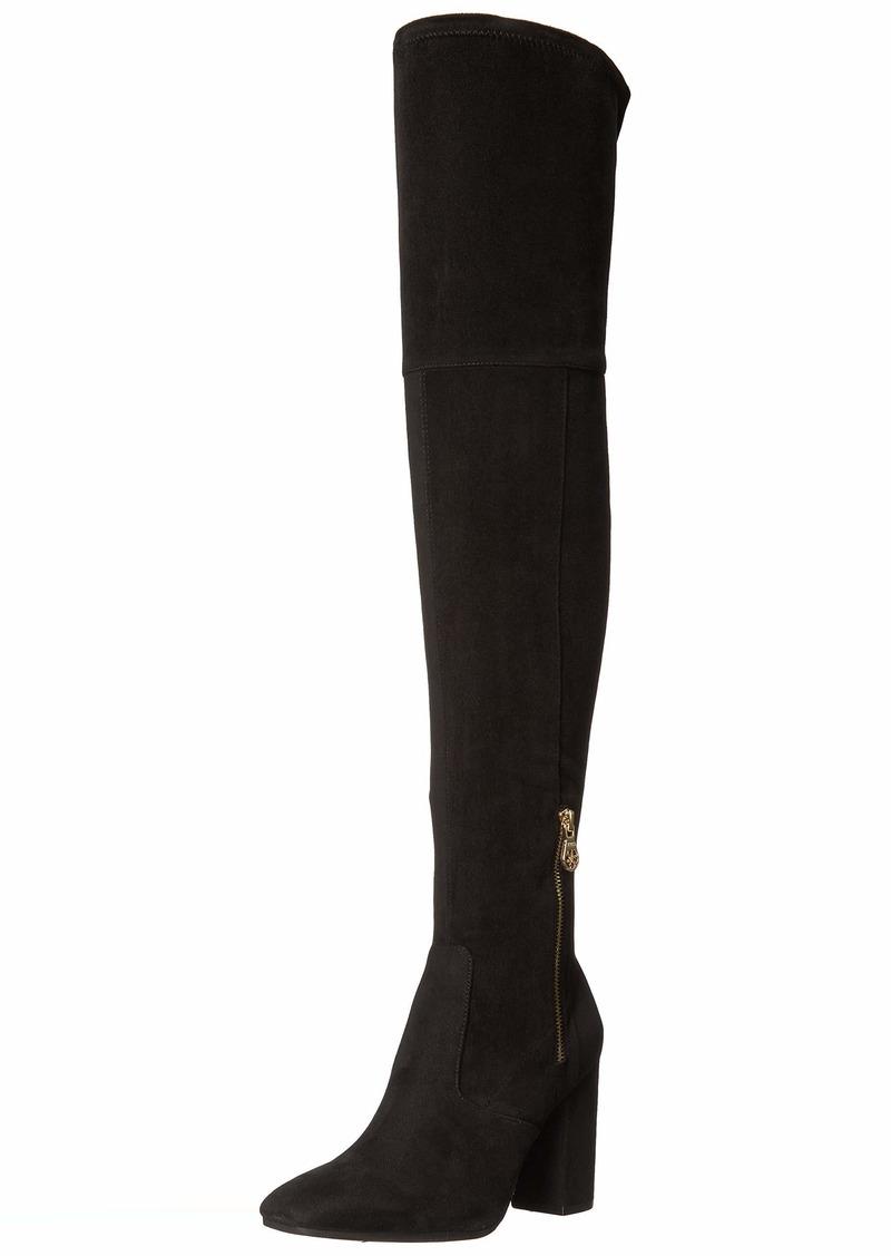 GUESS Women's HIVA Fashion Boot   M US