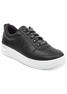 Guess Women's Hype Lace Up Sneakers Women's Shoes