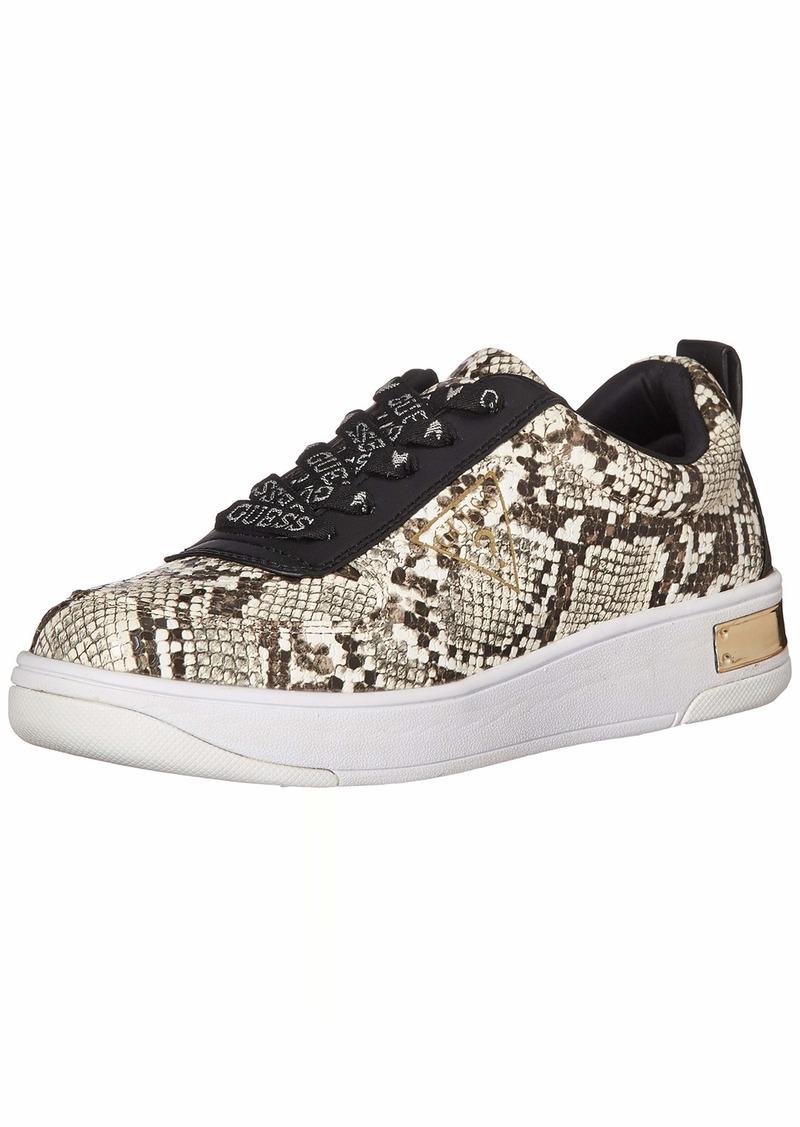 GUESS Women's Hype Sneaker   M US