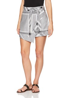 GUESS Women's Isla A-line Skirt