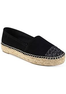 Guess Women's Jaali Espadrille Flats Women's Shoes