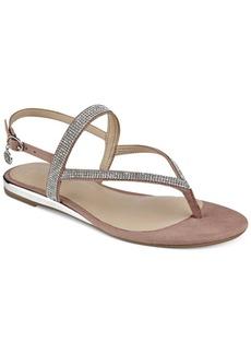 Guess Women's Jabel Flat Sandals Women's Shoes