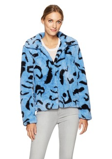 Guess Women's Janelle Faux Fur Jacket