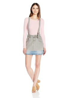 GUESS Women's Jessie A Line Skirt