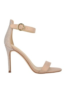 Guess Women's Kahlur Barely There Stiletto Dress Sandals Women's Shoes