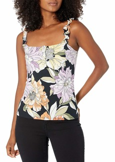 GUESS Women's Kaii Sleeveless Top  Extra Small