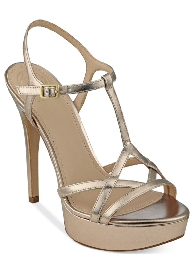Sandals Keiry Platform Guess Shoes Ozkxpiuwt Women's 6v7gYbfy