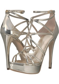 GUESS Women's KICO Heeled Sandal   M US