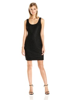 GUESS Women's Lace Tank Top Dress