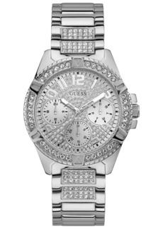 Guess Women's Lady Frontier Stainless Steel Bracelet Watch 40mm