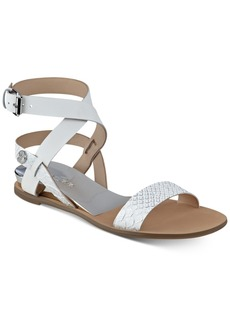Guess Women's Leigha Two-Piece Sandals Women's Shoes