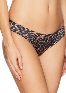 GUESS Women's Leopard Brief Printed Brown ANIMALIER L