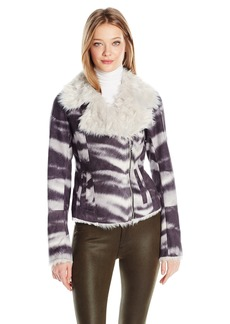 Guess Women's Long Sleeve Anabel Jacket  S