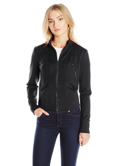 Guess Women's Long Sleeve Avalene Jacket  L R