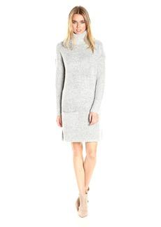 Guess Women's Long Sleeve Carey Slouchy Sweater Dress  M