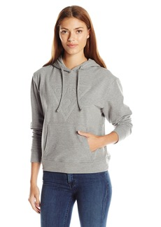 Guess Women's Long Sleeve Destination Logo Hoodie  M