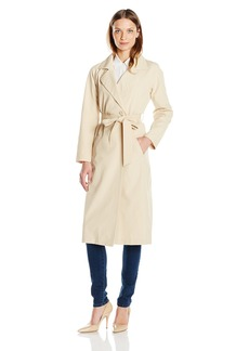 Guess Women's Long Sleeve Madelina Trench Coat