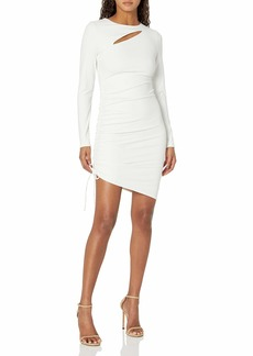 GUESS Women's Long Sleeve Meryl Mini Dress