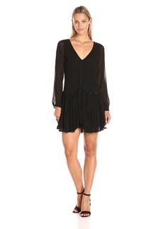 GUESS Women's Long Sleeve Pinja Dress